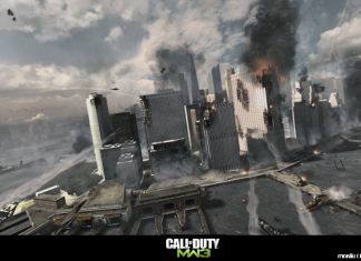 Modern Warfare 3 Reveal